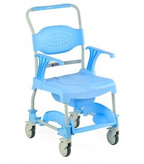 Silla de ducha con ruedas MOEM - OrtopediaITOMI