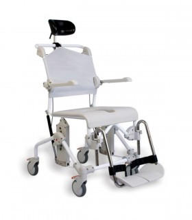 Silla de ducha basculante MOBILE TILT - Ortopedia ITOMI