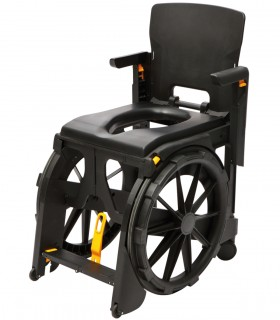 Silla de ducha plegable WHEELABLE - Ortopedia ITOMI