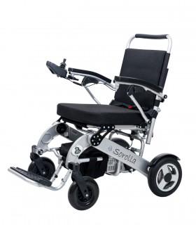Silla de ruedas eléctrica plegable SOROLLA - Ortopedia ITOMI