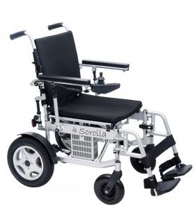 Silla de ruedas eléctrica plegable T3