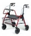 Andador de aluminio MAXI ROLATOR XL
