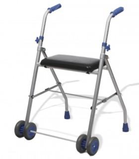Andador de aluminio - Ortopedia ITOMI