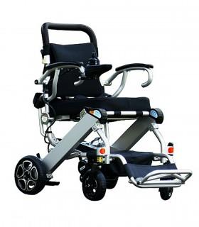 Silla de ruedas eléctrica plegable MISTRAL - Ortopedia ITOMI
