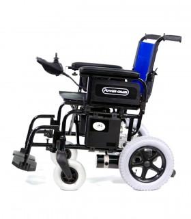 Silla de ruedas plegable de aluminio BREEZY STYLE