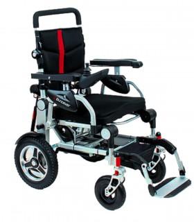 Silla de ruedas eléctrica I-Discover - Ortopedia ITOMI