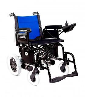 Silla de ruedas eléctrica POWER CHAIR LITIO - Ortopedia ITOMI
