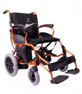Silla de ruedas eléctrica plegable Martinika - Ortopedia ITOMI