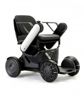 Silla de ruedas basculante, de aluminio y plegable VIP