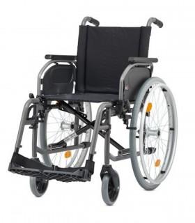 Silla de ruedas manual S-ECO2 - Ortopedia ITOMI