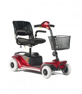 Scooter geriátrico desmontable PEARL - Ortopedia ITOMI