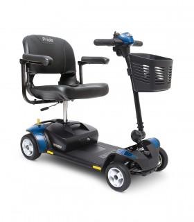 Scooter desmontable GoGo Elite Traveller en Ortopedia ITOMI