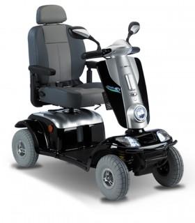 Scooter eléctrico MAXI XLS Negro - Ortopedia ITOMI