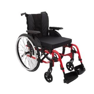 Silla de ruedas de aluminio Action 3NG