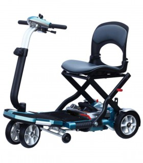 Scooter plegable I-BRIO - Ortopedia ITOMI