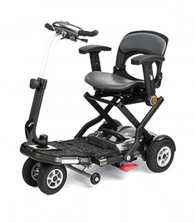 Scooter plegable I-BRIO PLUS - Ortopedia ITOMI