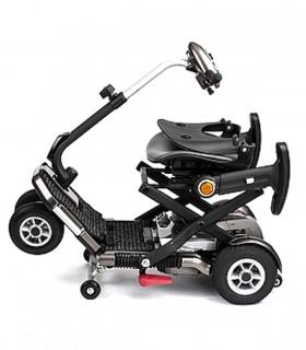 Andador roller aluminio