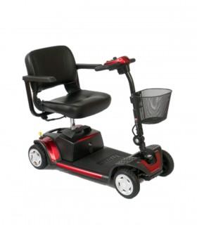 Silla de ruedas eléctrica plegable y ligera MISTRAL