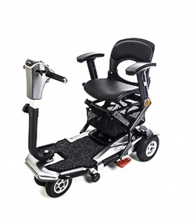 Scooter plegable I-ELITE - Ortopedia ITOMI