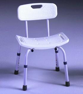 Silla de baño SAMBA - Ortopedia ITOMI