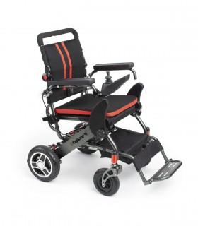 Silla de ruedas eléctrica plegable I-EXPLORER 4 - Ortopedia ITOMI