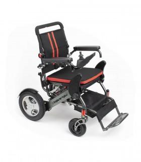 Silla de ruedas eléctrica I-Explorer 4 plus - Ortopedia ITOMI