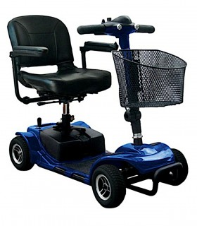 Scooter desmontable LITIUM - Ortopedia ITOMI