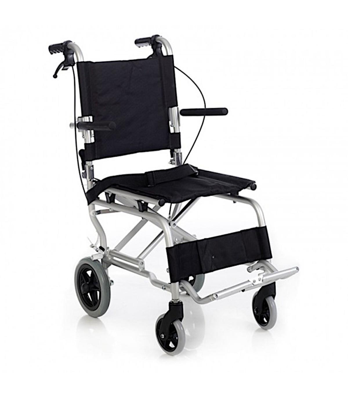 sillas ruedas plegables alquiler