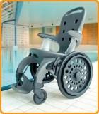 Sillas de baño con ruedas