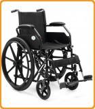 Sillas de ruedas de acero