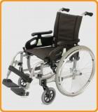 Sillas de ruedas de aluminio