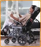 Sillas de ruedas basculantes