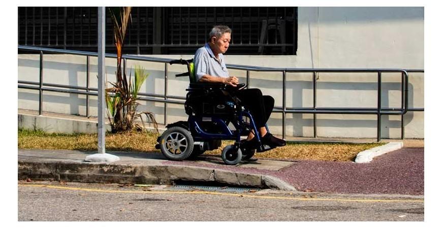 La silla de ruedas eléctrica: la mejor opción