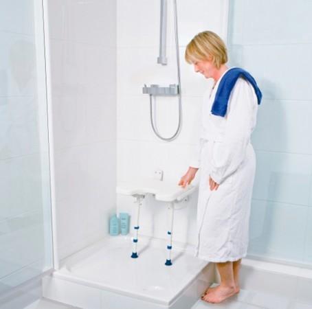 Asiento de ducha abatible: todo lo que necesitas saber